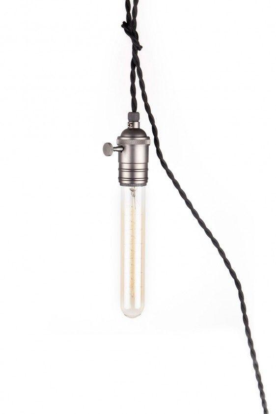 Hanglamp zwart - Brainy Days