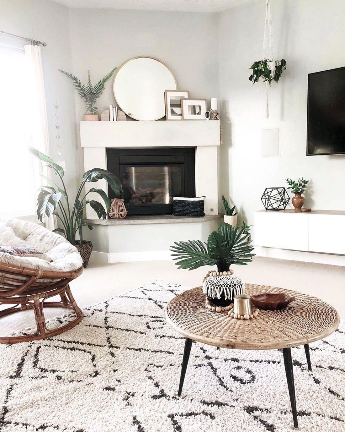Pin On Little Gold Pixel Blog #neutral #boho #living #room