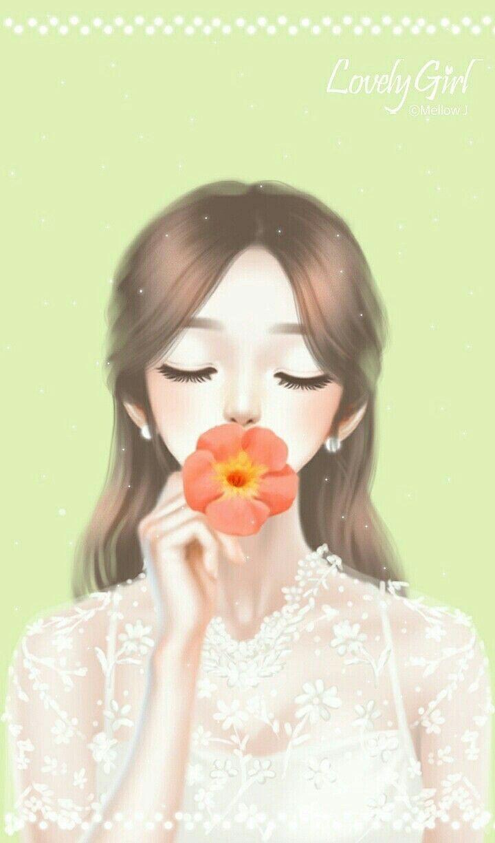 349 Gambar Kartun Korea Terbaik