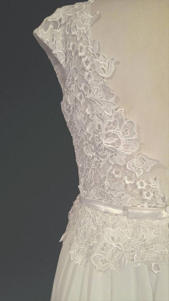 verkauf weiß oder elfenbein-vintage-stil cap sleeve