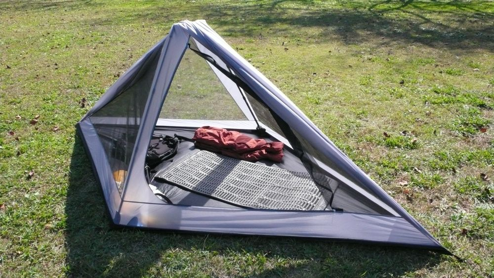 LightHeart Gear Solo - A lightweight double wall tent thatu0027s accompanied me on the Appalachian Trail & LightHeart Gear Solo - A lightweight double wall tent thatu0027s ...