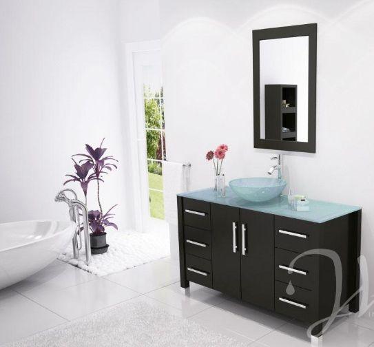 Top 25 ideas about Vessel sinks & showers on Pinterest | Craftsman ...
