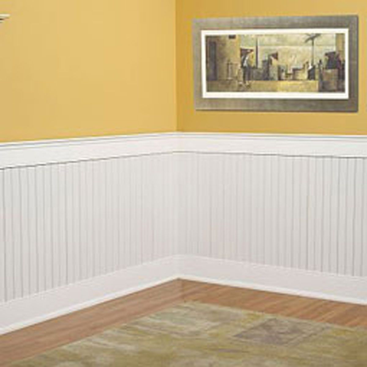 Chair Rail Height From Floor Part - 38: 30+ Best Chair Rail Ideas, Pictures, Decor And Remodel