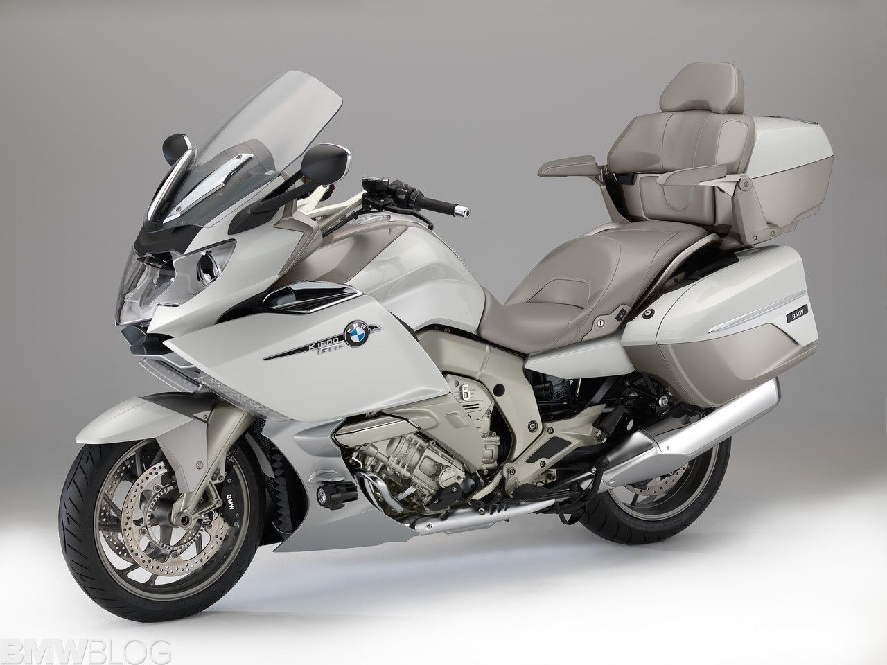 The New Bmw K 1600 Gtl Exclusive Bmw Motorcycle Touring Bmw Motorrad Bmw Motorcycles
