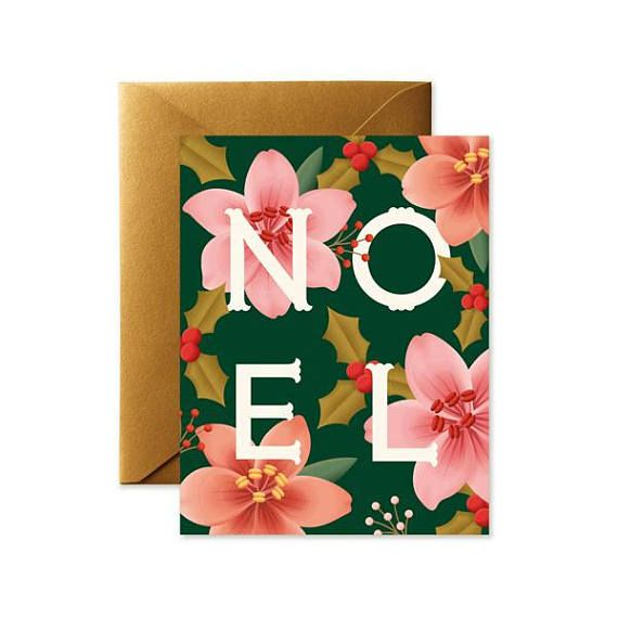 Amaryllis Holiday Card SKU GH25 (Single Card) GH25S (Boxed Set of 8