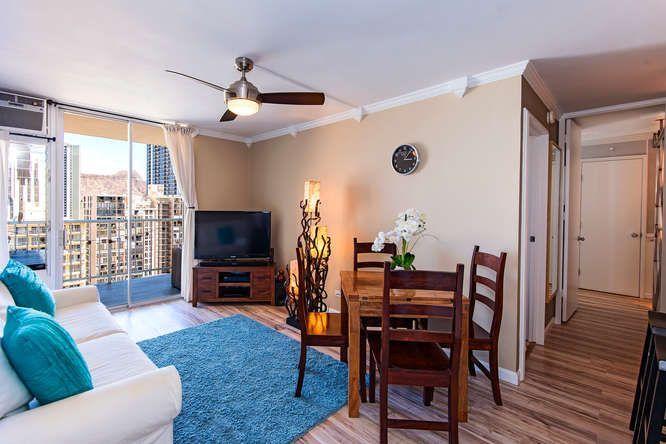 9c7aff5e35fdc4 Condo vacation rental in Waikiki