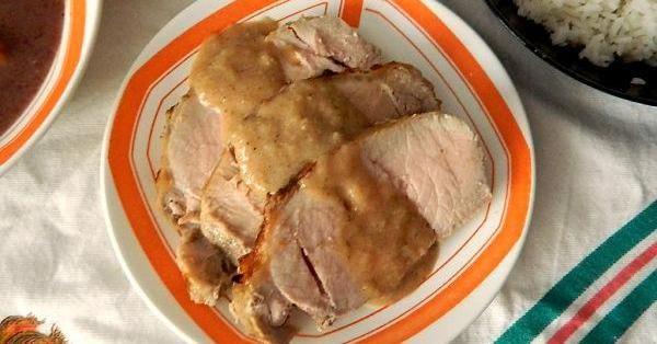 Cocinar Lomo Al Horno   Como Cocinar Lomo De Cerdo Jugoso Al Horno Lomo De Cerdo Cerdo