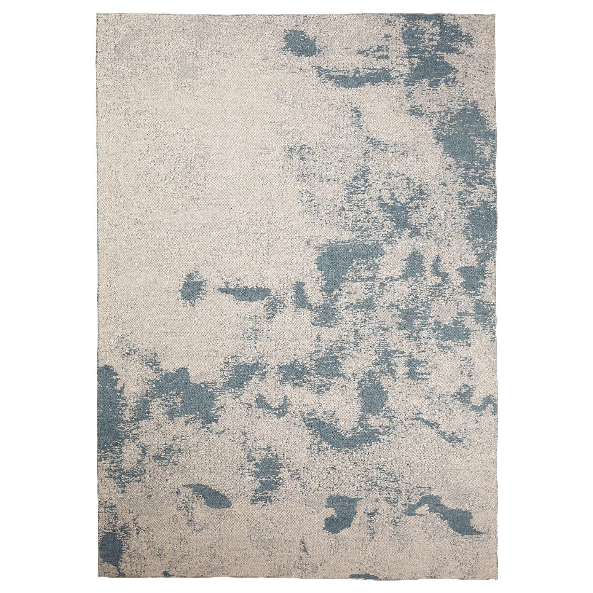 Buerup Teppich Flach Gewebt Blau Home Decor Decor Ikea