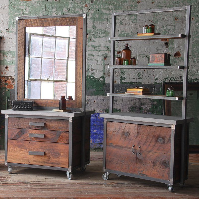 Cool Decor The Minerva Reclaimed Collection Offers