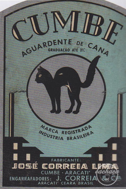 Cumbe Rotulos De Cachaca Cachaca Aguardente