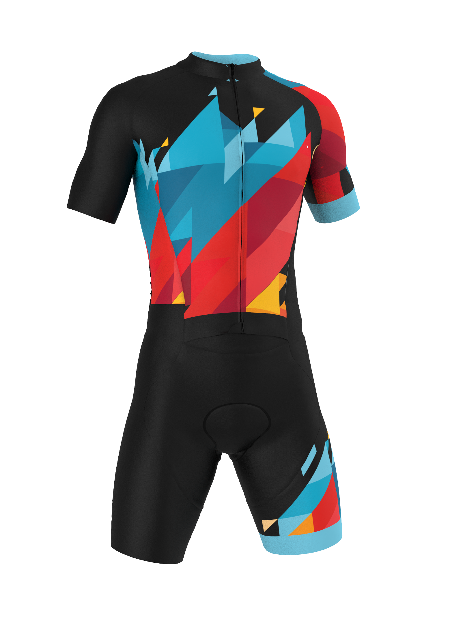 9c3d2d180 Professional  GEO  Road Suit (skinsuit) Made in Italy by GSG