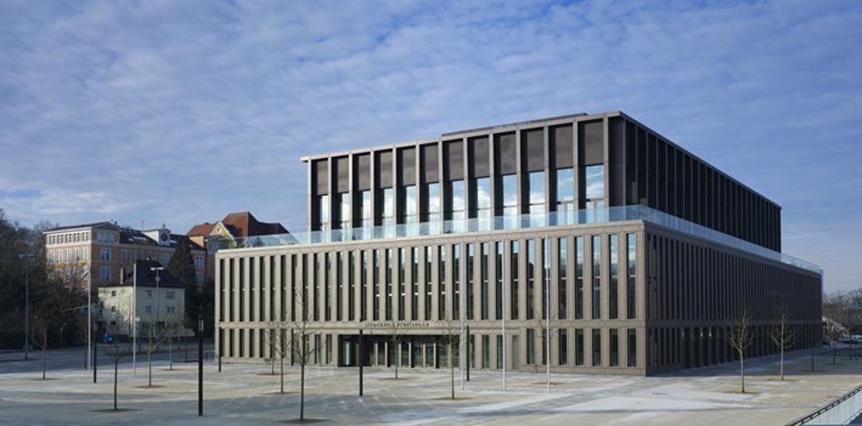 Architekten Reutlingen max dudler architekt neue stadthalle reutlingen max dudler