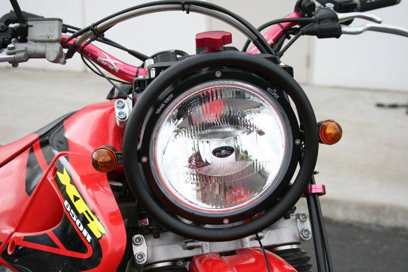 "Trail Tech 8"" Race Light HID Racing, Triumph"