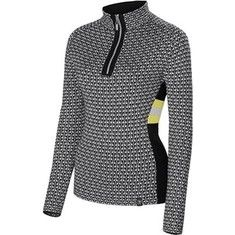 Neve Designs Riley Zip Neck (women's) - Canary