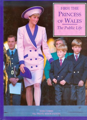 Princess Diana The Public Life