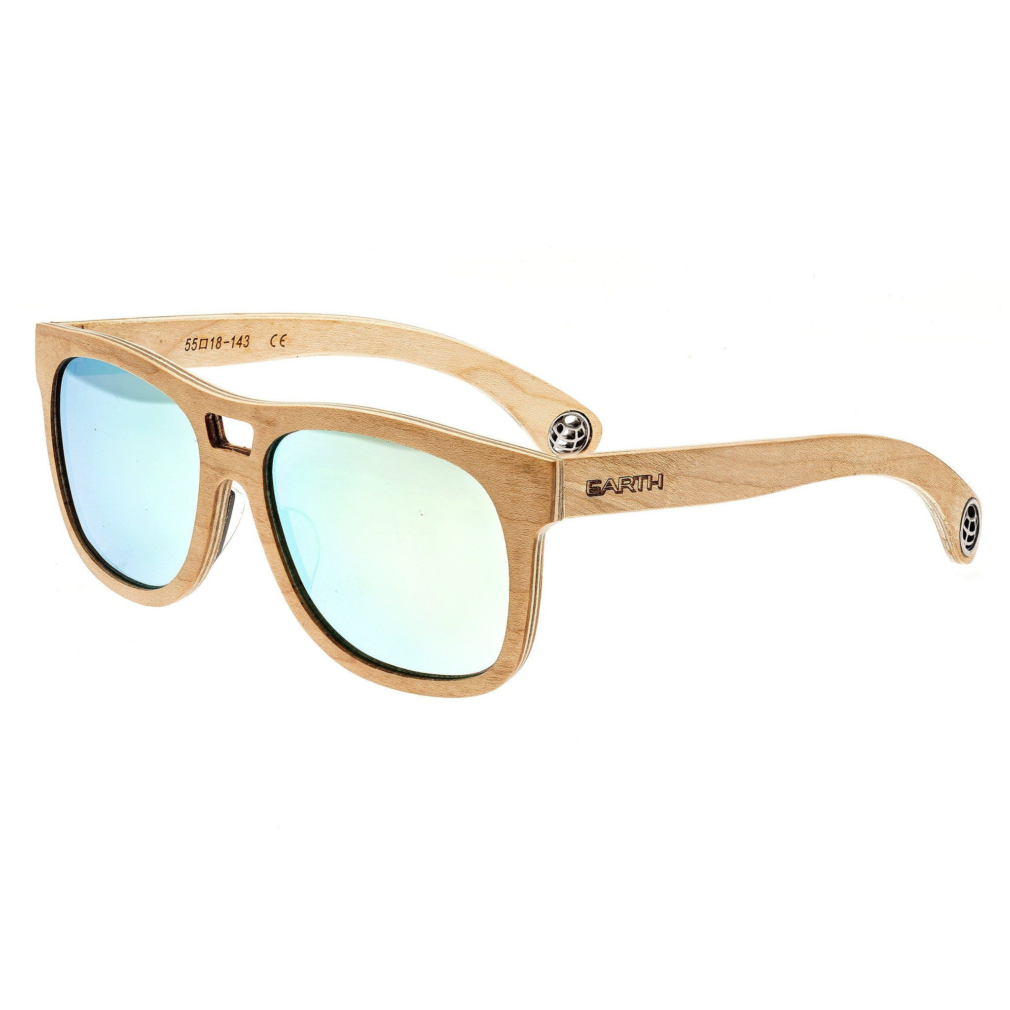 5561d16957 All of EARTH sunglasses are polarized  and we use the Triacetate Cellulose  (TAC)