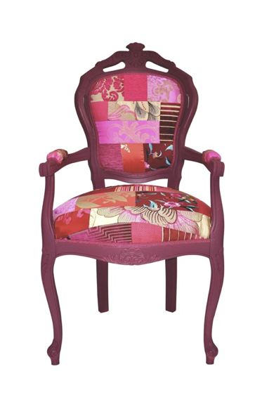 Patch Work Chair