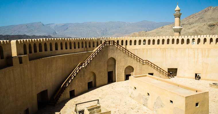 Oman Forts Allinoman Forts Omantour Travel Agent Oman Tourism