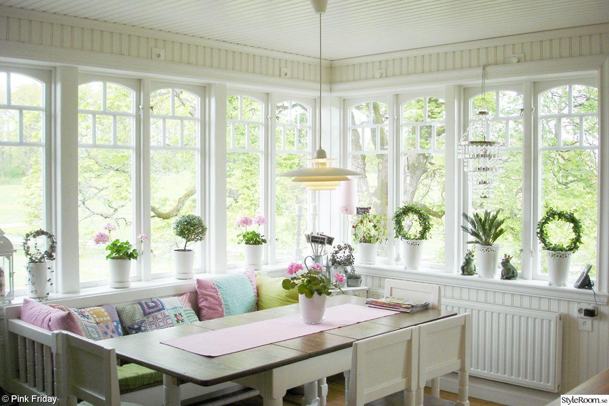 StyleRoom.se - Swedish summer house   W I N D O W S   Pinterest ...
