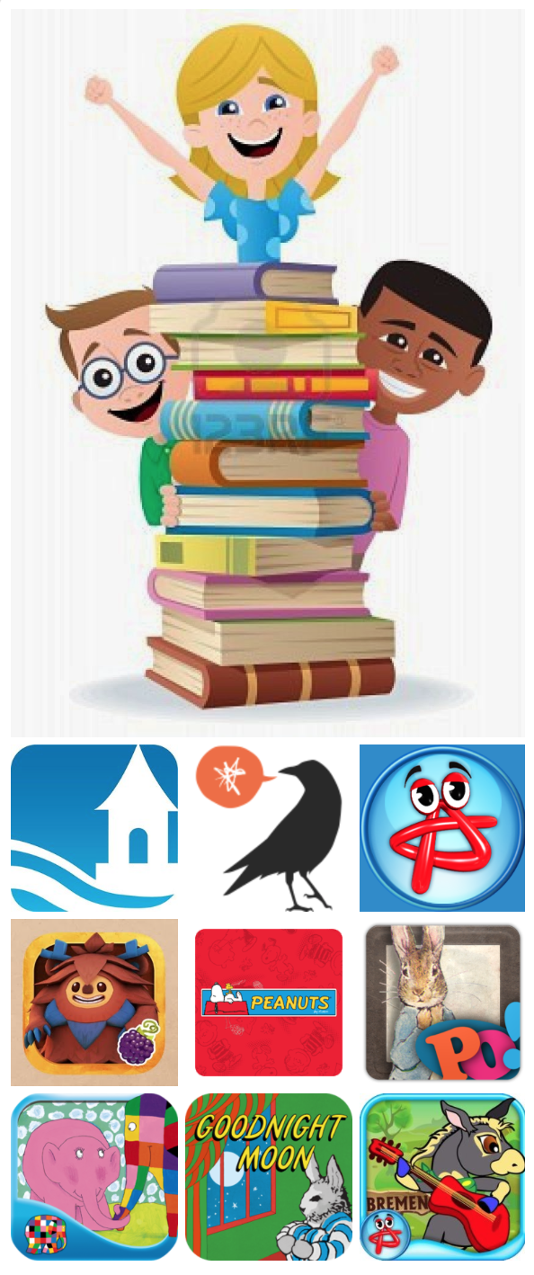 Mega Sale Monday!! Storybook apps are on sale all over the