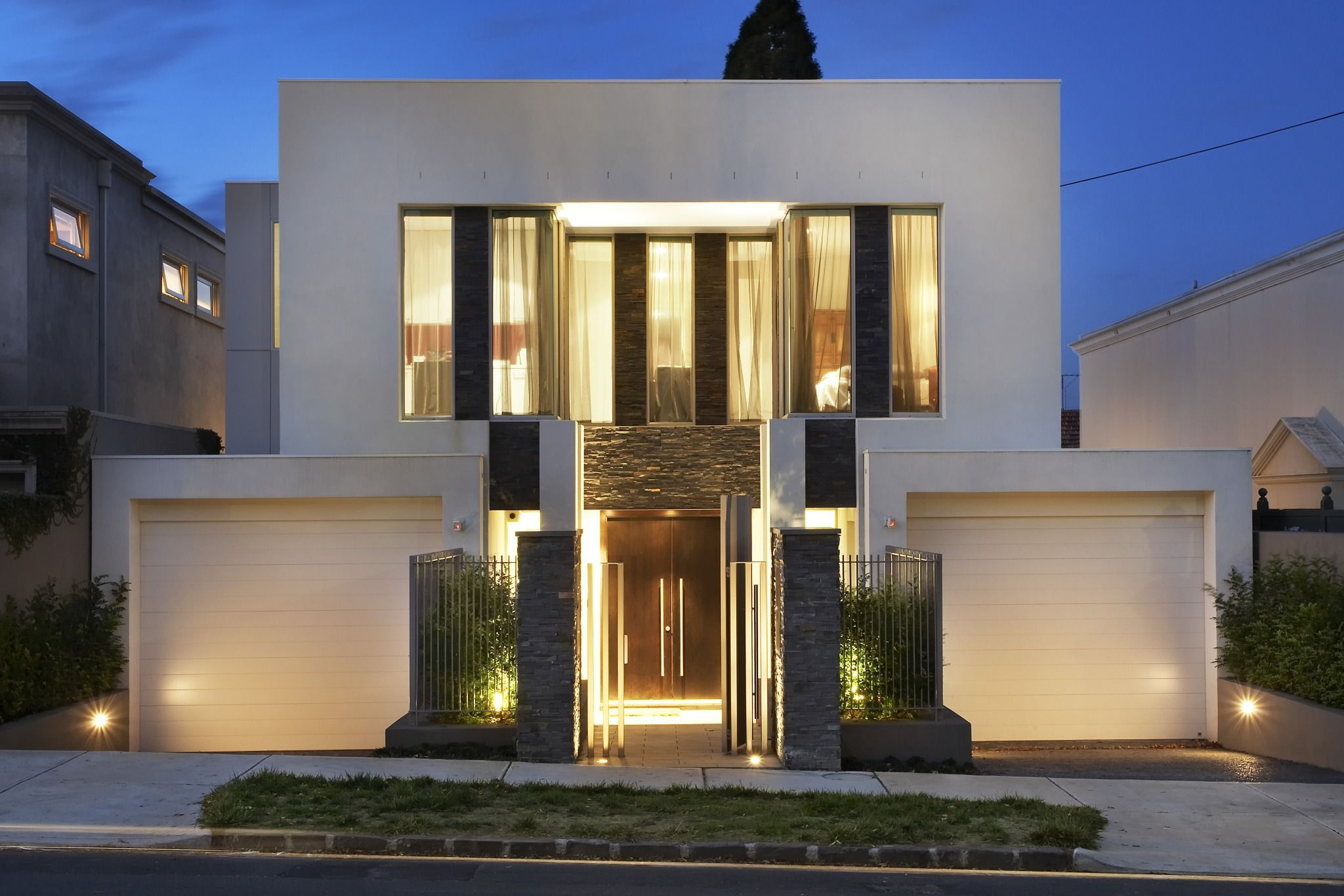 35 best House design images on Pinterest | House design, Facades and ...