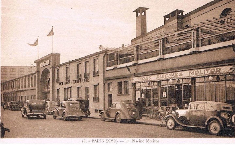 La Piscine Molitor, Paris