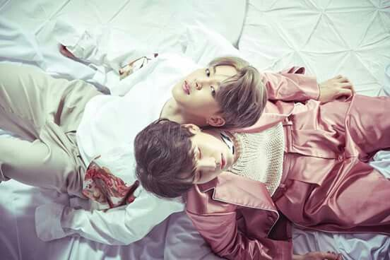 Jimin & Suga BTS