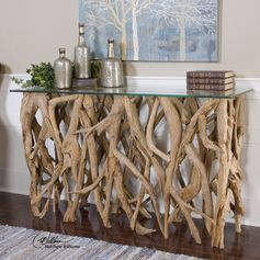 How To Make Your Own Driftwood Furniture Diy Table