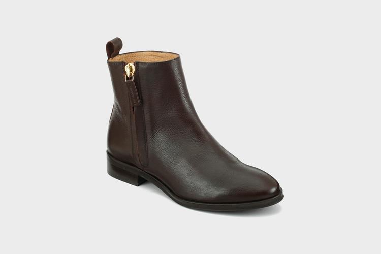 Botines planos para diario http://stylelovely.com/primeriti/2016/01/15/zapatos-planos-para-diario/