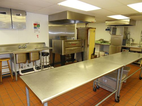 A Kitchen For Rent Could Help You Start A Food Business Kitchen