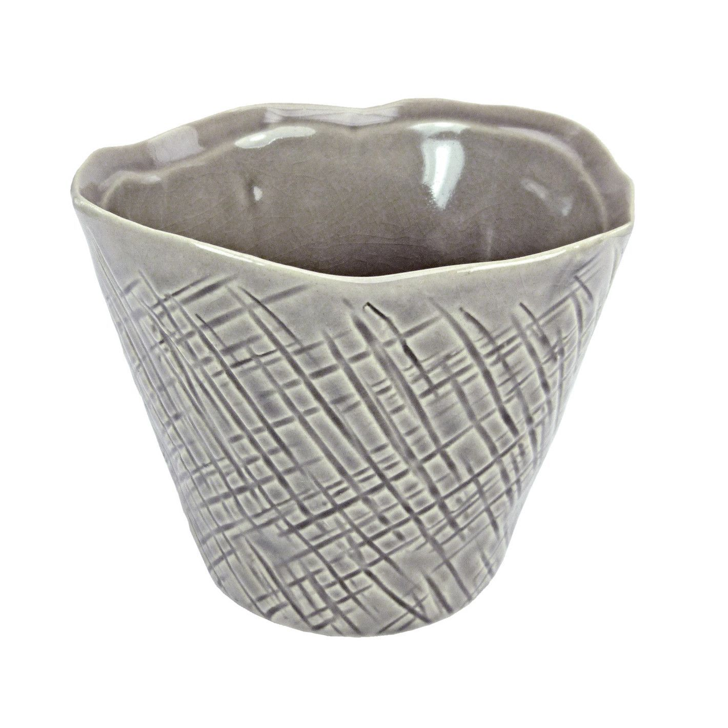 Tama crosshatch vase products pinterest products tama crosshatch vase modern designvases4 floridaeventfo Image collections