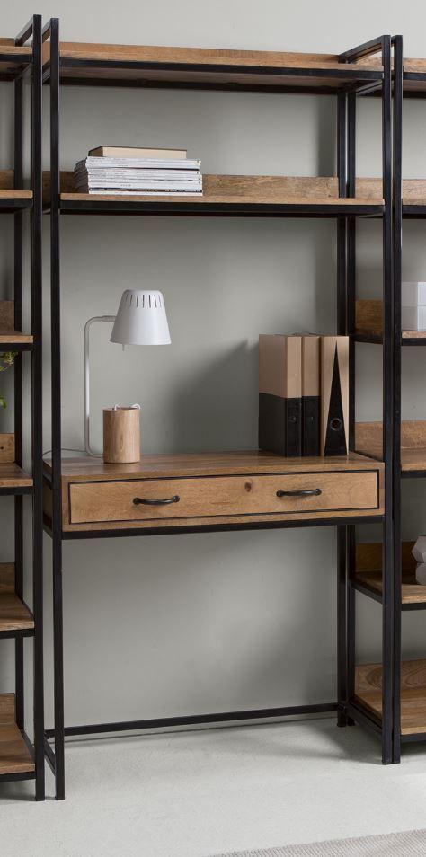 Lomond modular functional desk, £449 MADE.COM Get some graft done ...