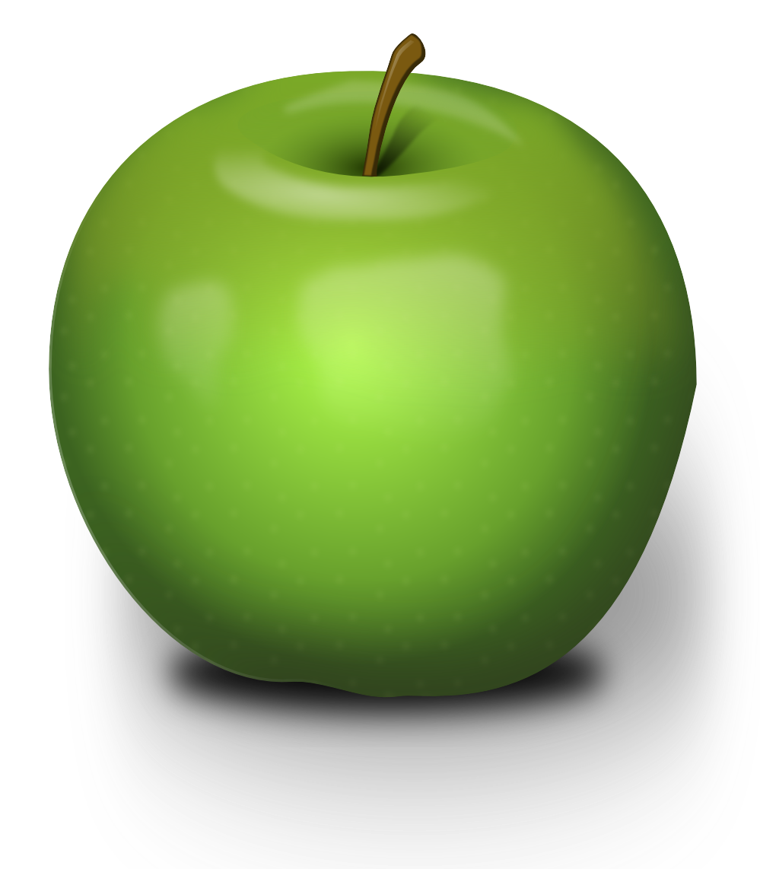 Green Apple's PNG Image Apple clip art, Green apple, Apple