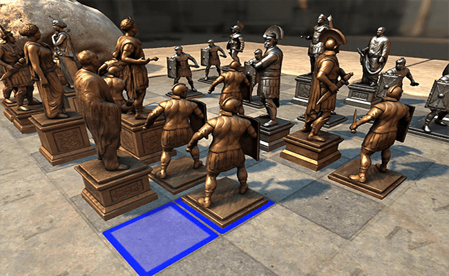 تحميل لعبة شطرنج للكمبيوتر برابط مياشر وسريع Chess board