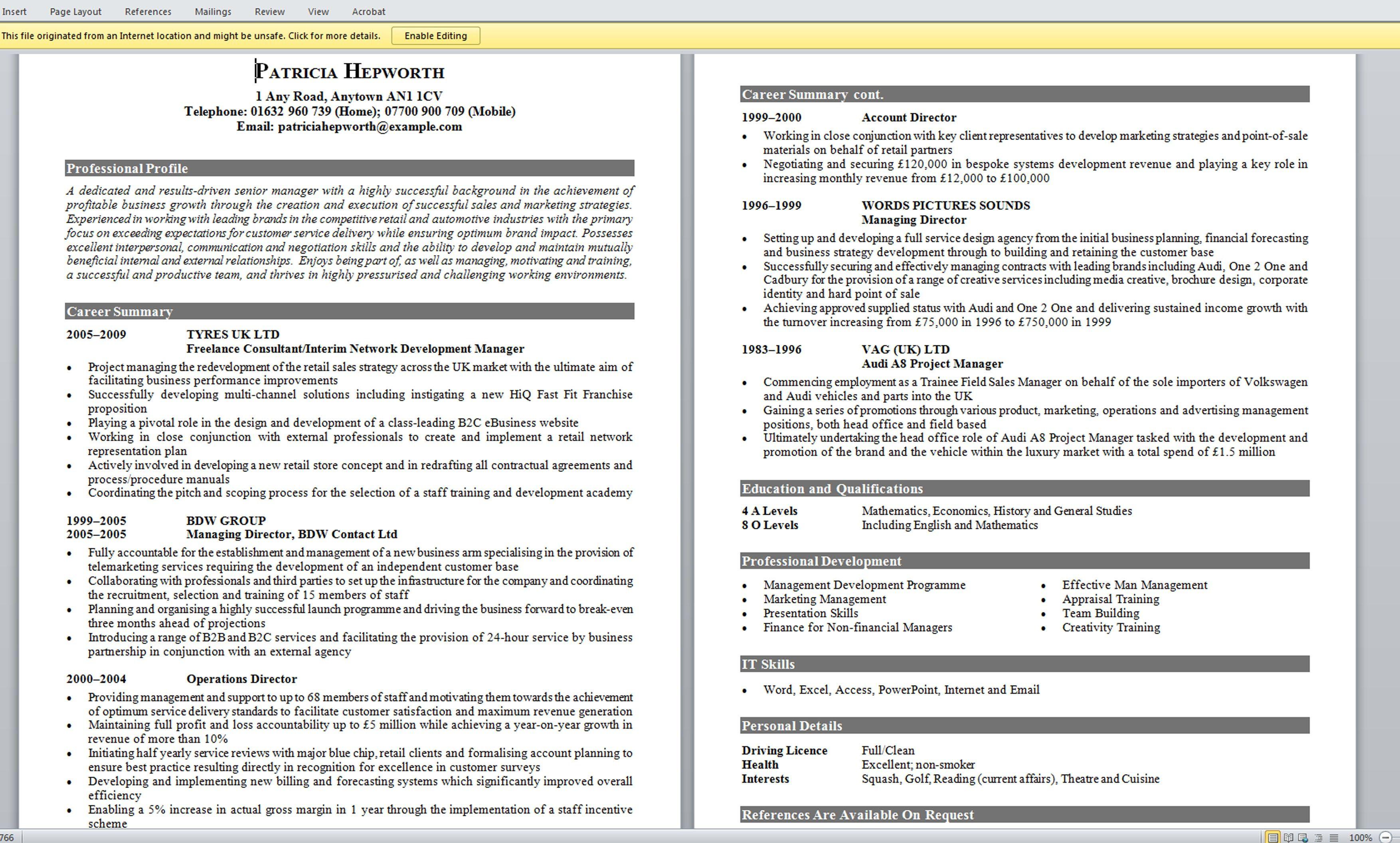 What Should A Good Resume Look Like Stunning Interesting Design Ideas Sample Good Resume Image Gallery Customer .