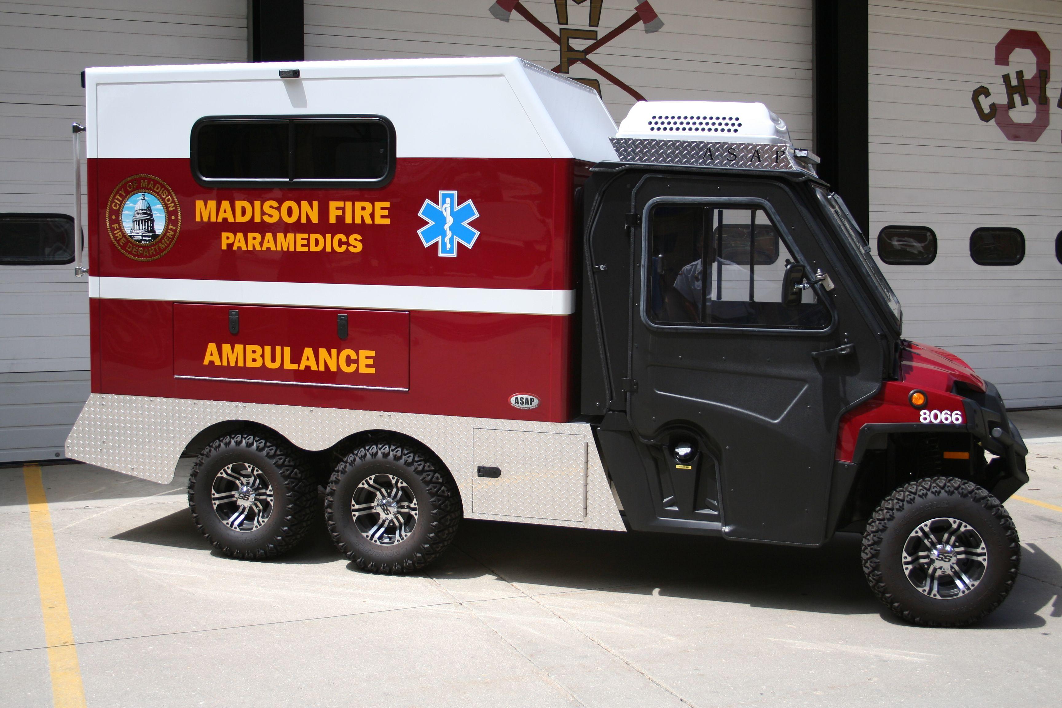 Madison County Emergency Room
