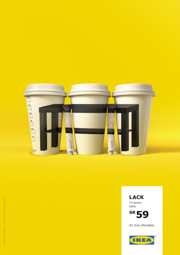 ikea it's that affordable