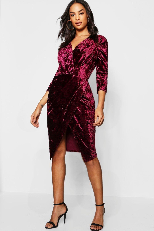 Kr 185 00 Tall Crushed Velvet Wrap Dress Tall Crushed Velvet Wrap Dress Polyvore Cuff Haircare Forover50 Noch Wrap Dress Velvet Wrap Dress Dresses [ 1500 x 1000 Pixel ]
