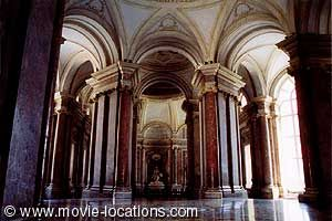 The Phantom Menace filming location: Queen Amidala\'s palace on ...