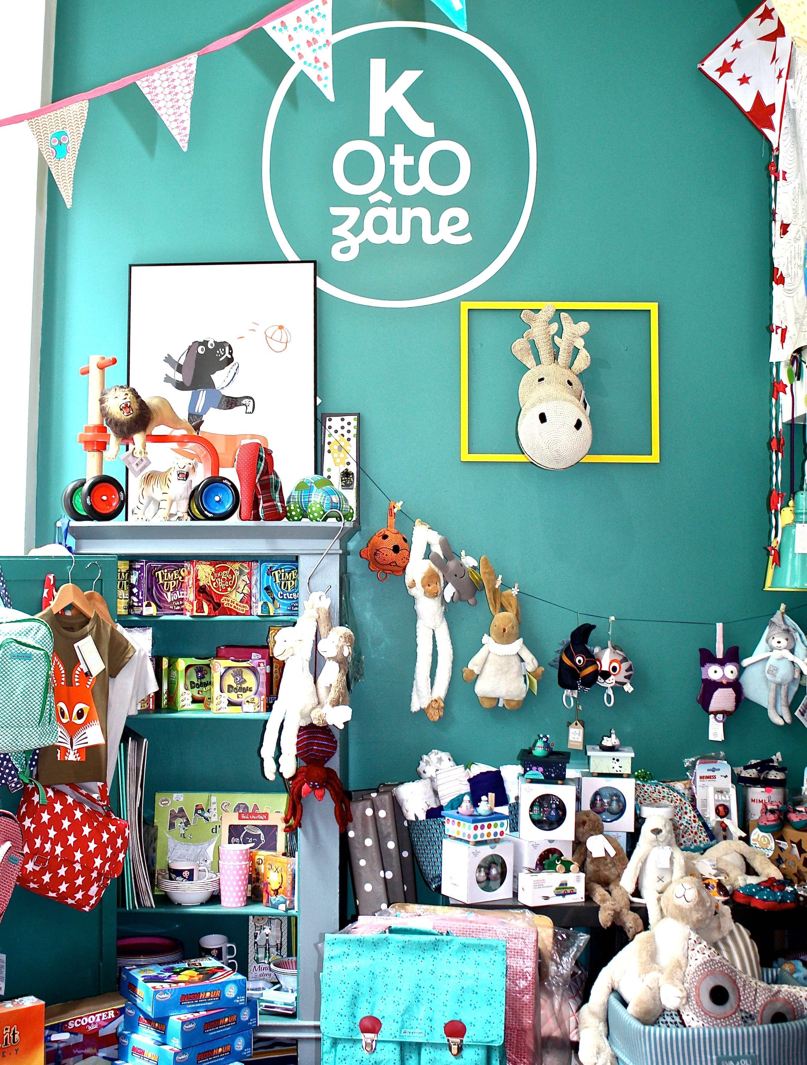 Jolie Boutique Kotozane Enfant Deco Cadeau Idees Deco