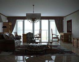 Brotto mobili ~ Arte brotto interior furniture set d model d models cgt