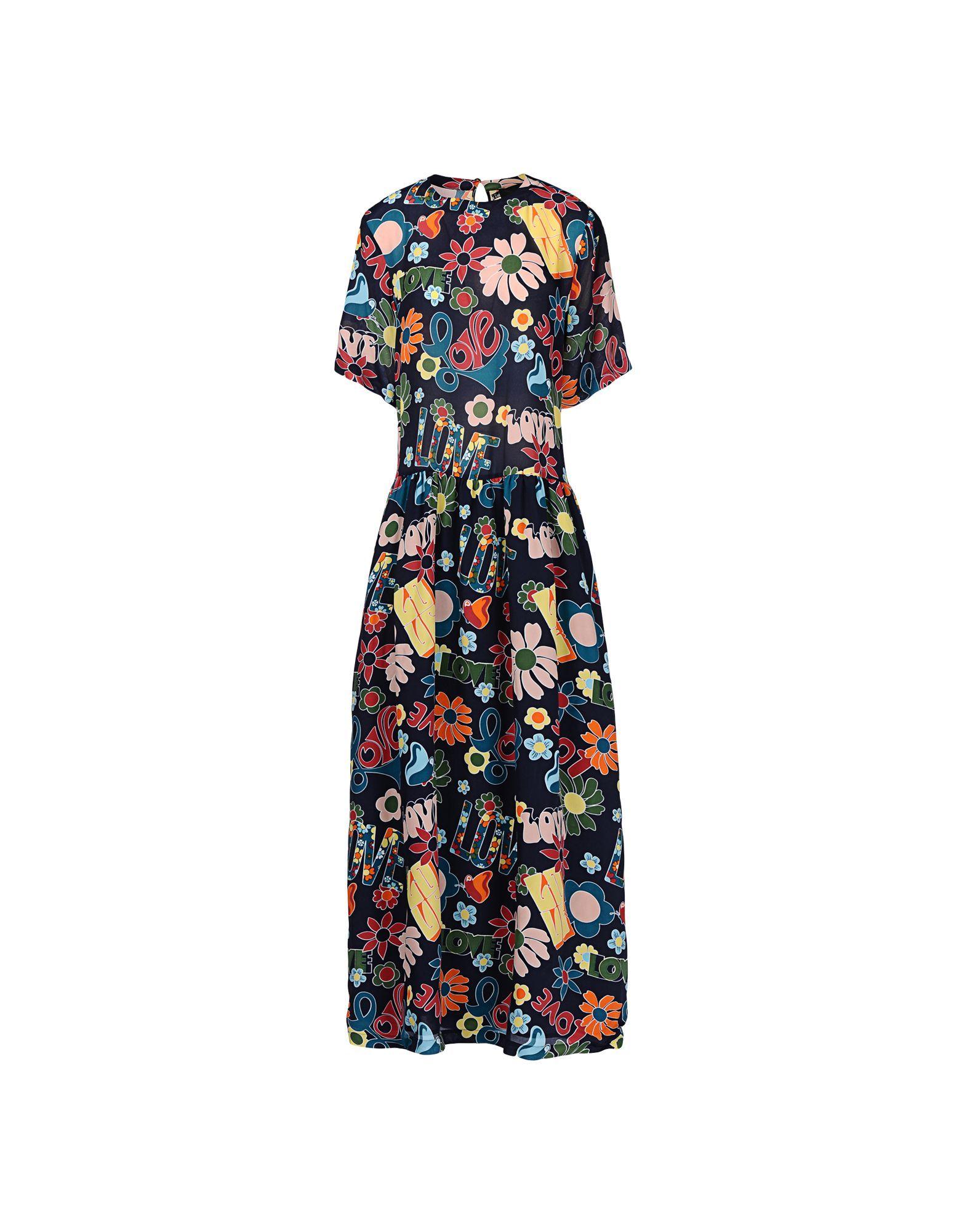 Long Dress Women - Moschino Online Store $ 940.00