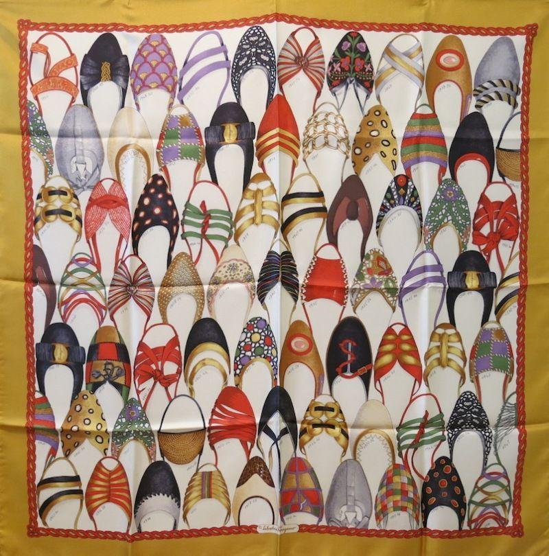 フェラガモ スカーフ