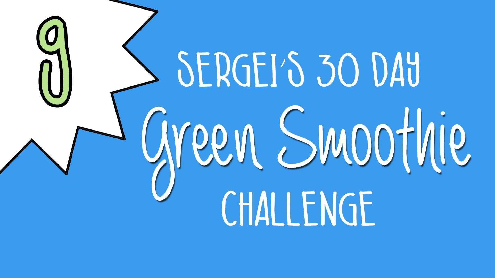Green Smoothie Challenge Day 9 (budget green smoothie) #greensmoothiechallenge, #greensmoothie, #healthy, #newyearsresolution, #greens, #green, #greendrink.
