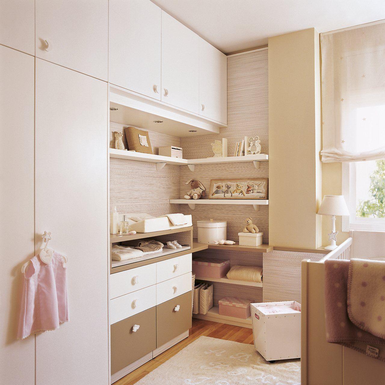Organiza la habitaci n de los peques dormitorios - Organizar habitacion ninos ...