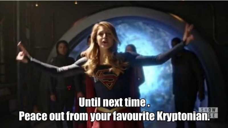 Supergirl 4x09
