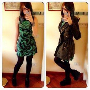 Black milk cthulhu dress up who