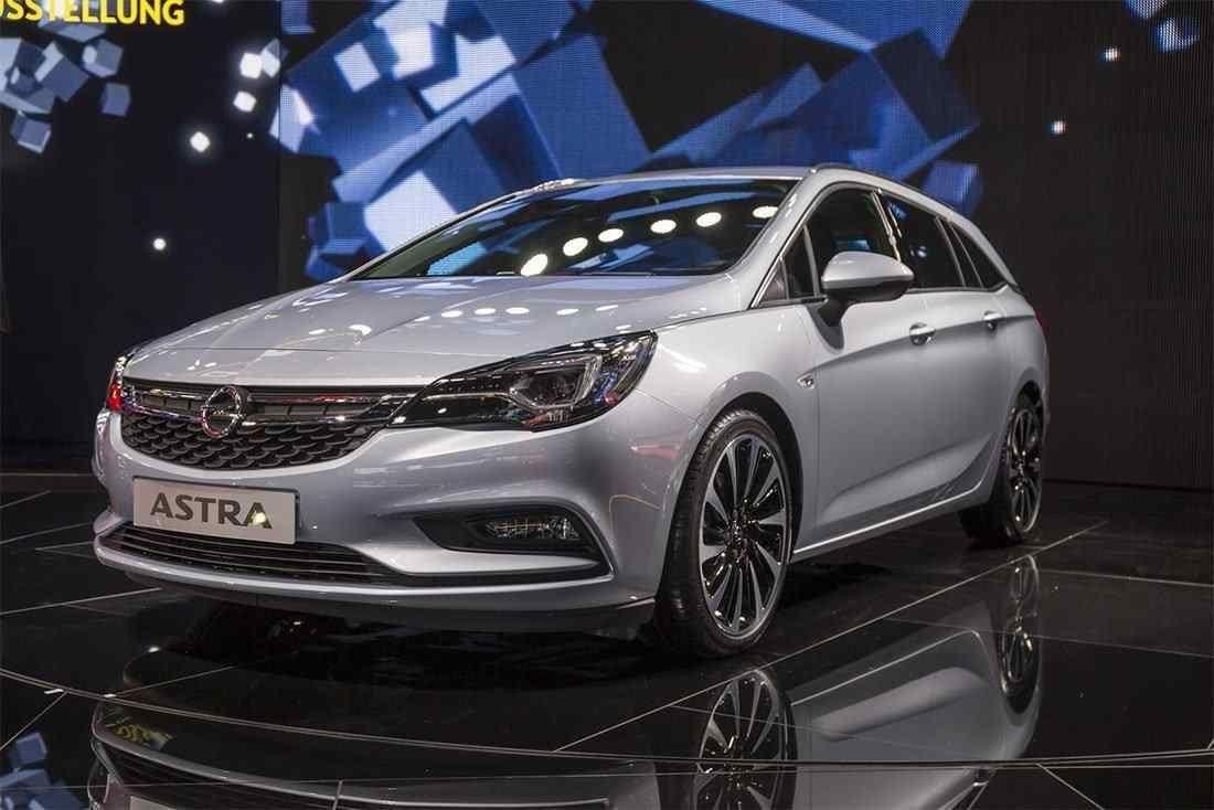 2018 2019 Opel Astra Sports Tourer The Versatile New Astra K Regarding 2019 Opel Astra Exterior