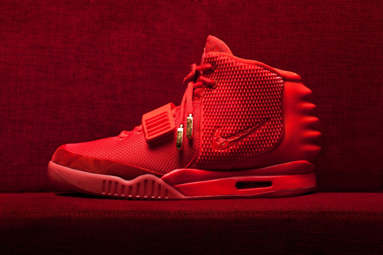 adidas yeezy 2 red october