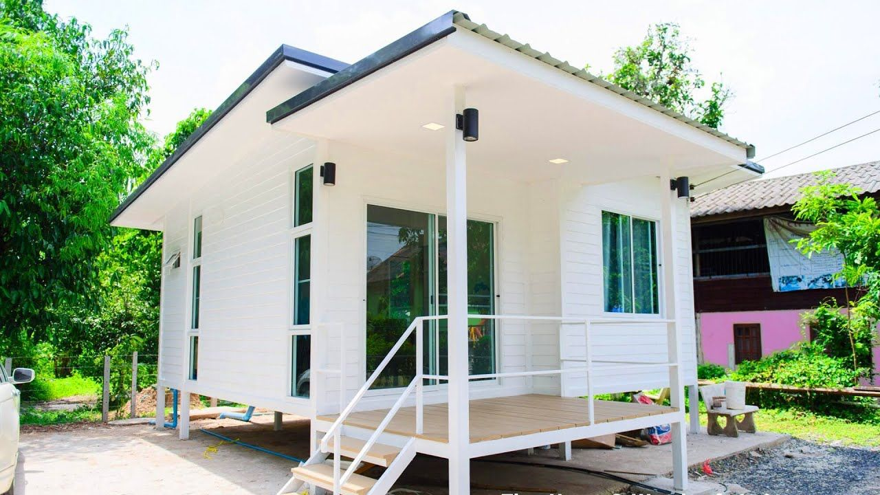 Wonderful Beautiful Tiny Home For Sale Beneath 14okay By Tiny House Thailand Le Tuan House In 2020 Tiny Houses For Sale Dream House Plans Tiny House